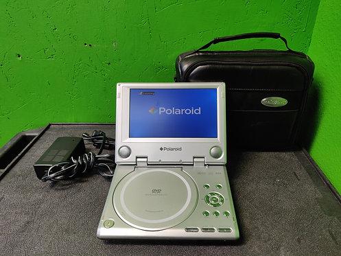 Polaroid - PDM-0711 - Portable DVD Player In Case With Cords - Cedar City