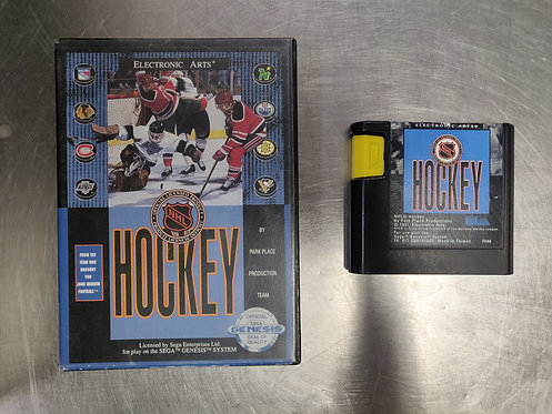 NHL Hockey - Sega Genesis