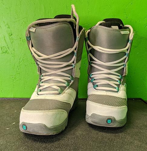 Burton Coco Ladies Snowboard Boots SZ 6.5 - Cedar City
