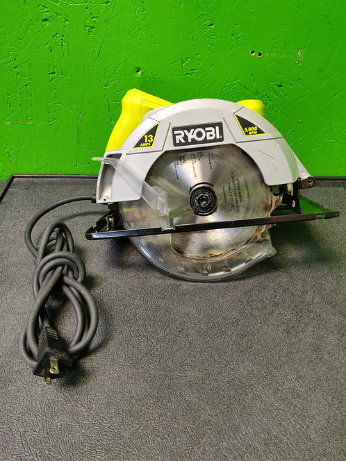 Ryobi Csb125 13 Amp Corded 7-1/4 inch Circular Saw