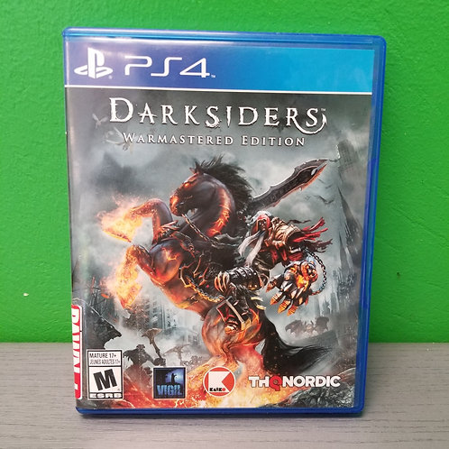 Games PS4 - Darksiders: Warmastered Edition - St. George
