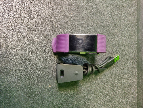 Fit Bit Watch With Cradle Usb Charger