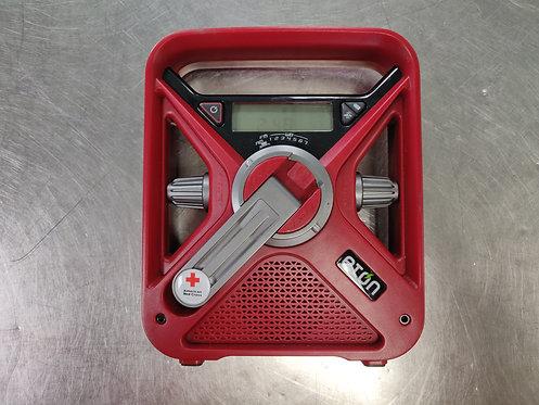 Eton FRX3 Hand Crank/Solar AM/FM Weather Alert Radio