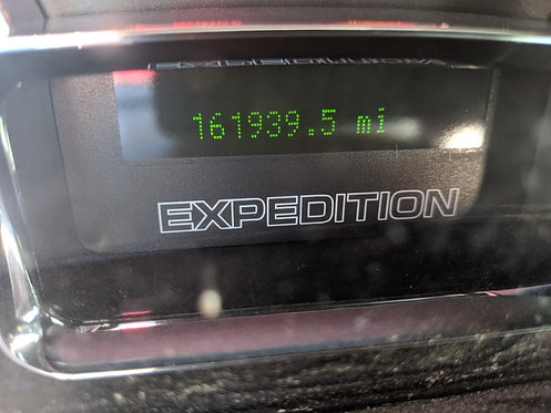 2007 Ford Expedition Limited Sport Utility 4D 2WD