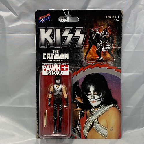 KISS Toys - The Catman - Peter Criss - St. George Boulevard