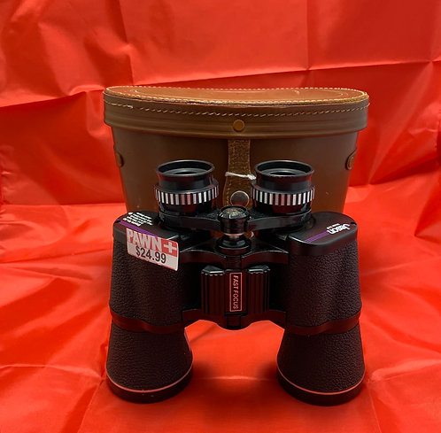 Jason Binoculars 221F - 10x50 - With Case - St. George Boulevard