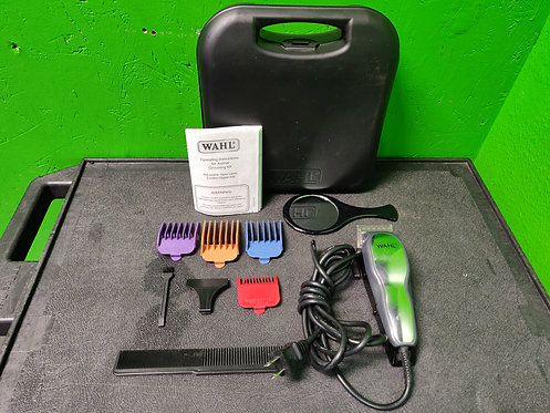 Wahl PCMC-2 Pet Clippers with Attachments