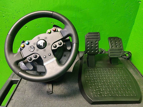Thrust master - TMX - Video Game Racing Wheel With Pedals - Cedar City