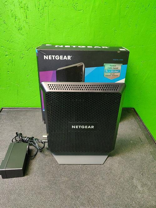 Netgear C7000V2 Nighthawk AC1900 Wifi Cable Modem Router in Box