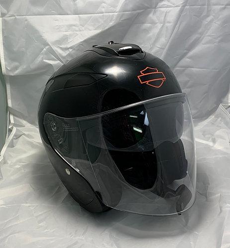 Harley Davidson Pivot Motorcycle Helmet with Sun Visor - St. George Boulevard