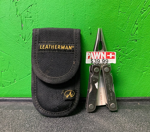 Leatherman Mini Tool Stainless Steel - Cedar City