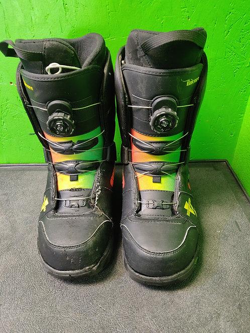 Vans Encore Boa Snowboard Boots Size 10
