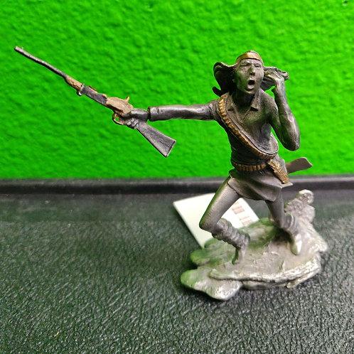 Jim Ponter Pewter - Cochise Figurine - Cedar City