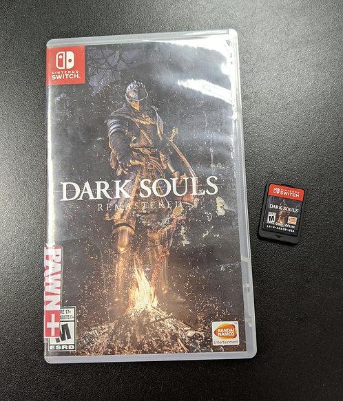Dark souls remastered Nintendo switch game - St George Boulevard