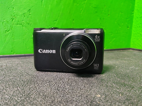 Canon - PC1585 - Digital Camera 14.1MP With Charger - Cedar City