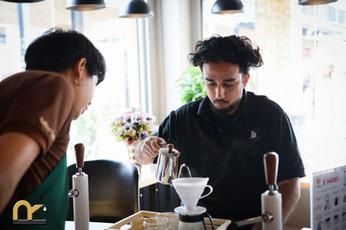บาริสต้าแนะนำวิธีดริปกาแฟ