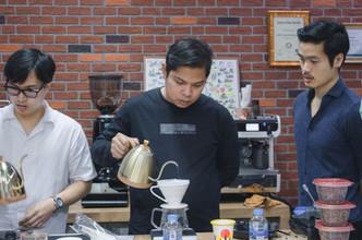 สอนชงกาแฟดริป Specialty Coffee