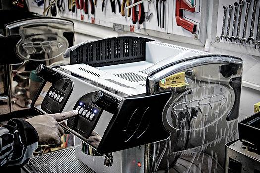 ซ่อมเครื่องชงกาแฟสด Espresso