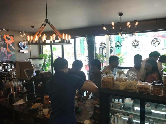 7 อย่างที่ต้องรู้ก่อนเปิดร้านกาแฟในยุค 4.0 ไม่งั้นเจ๊ง!