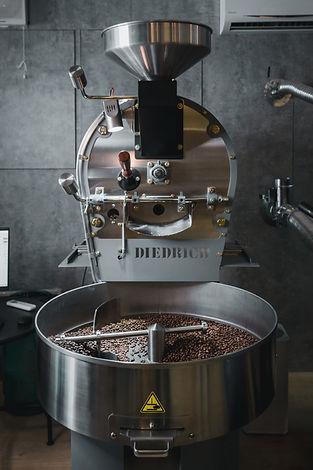 เครื่องคั่วกาแฟ รับผลิตเมล็ดกาแฟ รับคั่วกาแฟ รับOEMกาแฟ