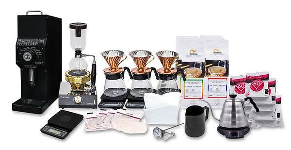 อุปกรณ์ดริปกาแฟ เปิดร้านกาแฟดริป ไซฟ่อน