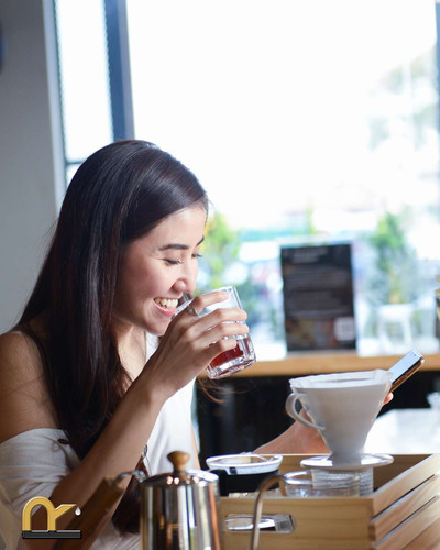 Enjoy your handmade coffee!