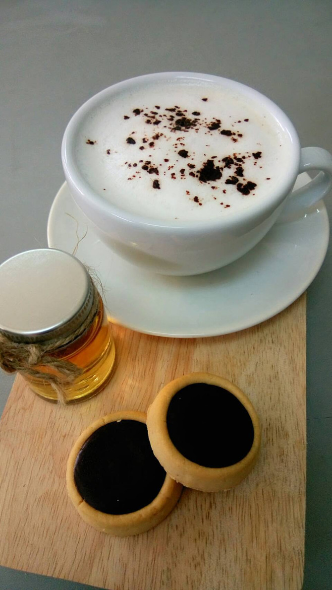 วิธีทำ Hot Honey Milk