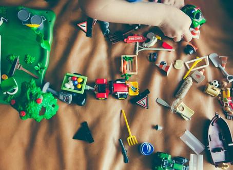 [一起玩] 為什麼要和孩子玩在一起,有點難?