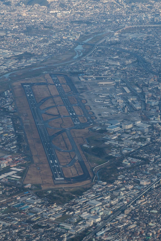 Osaka Itami Airport