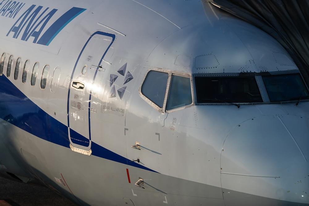 ANA B735 JA306K