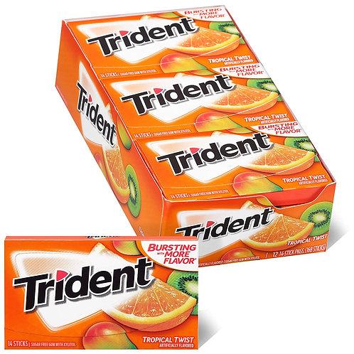VUP Trident Tropical Twist  12/12/14's