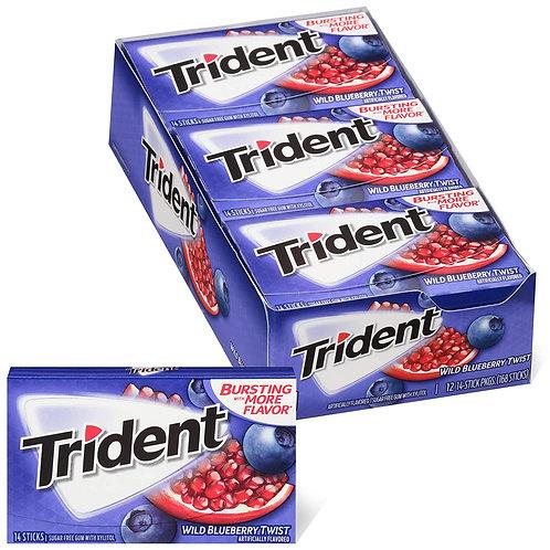 VUP Trident Wild Blueberry 112/12/14's