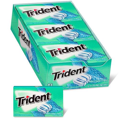 VUP Trident Sweet Mint 12/12/14's