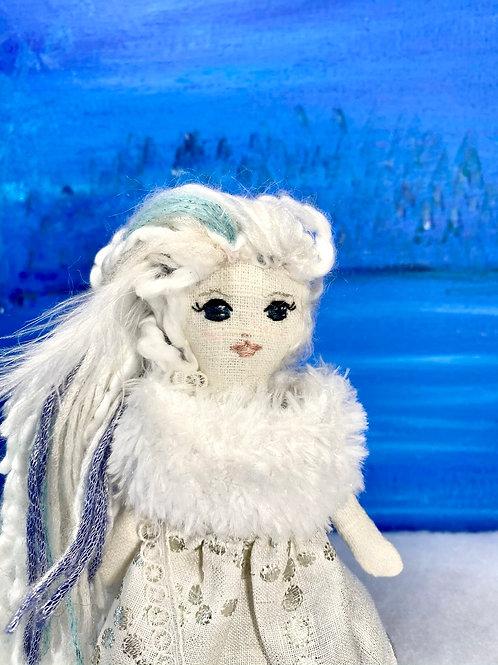 Odette, the white swan