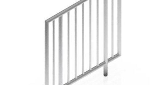 Aluma Deck Guard Rail