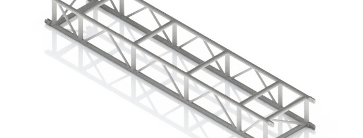 2ft Wide BH Truss