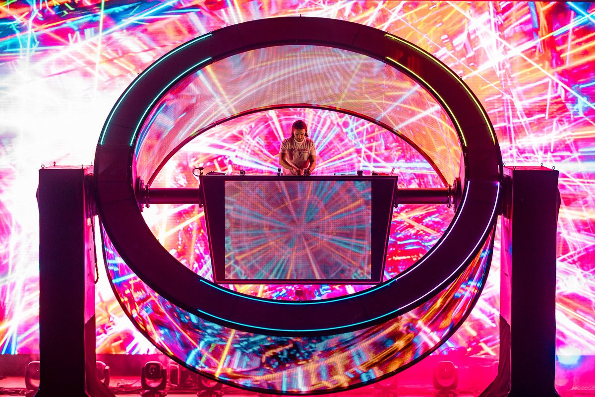 Zedd Orbit Tour
