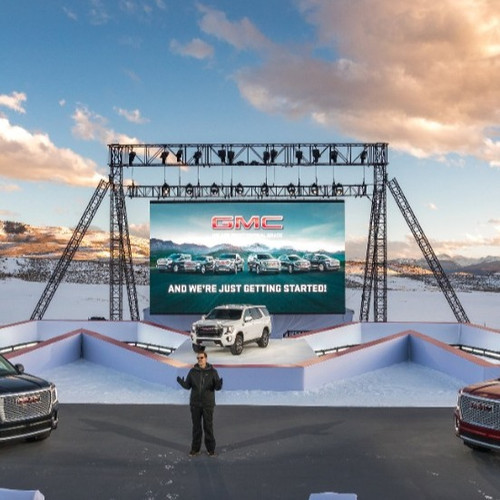 GMC Yukon Reveal
