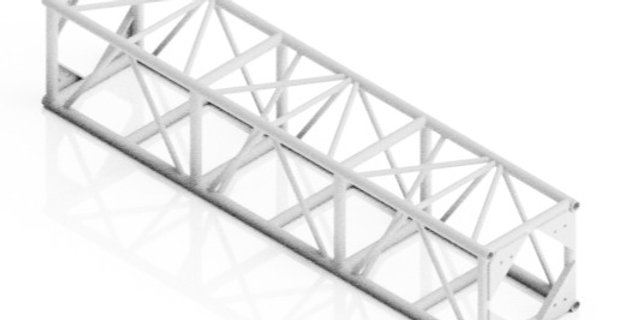 20.5in Box Truss