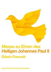 Edwin JP II 2018 version Klavier Gesang