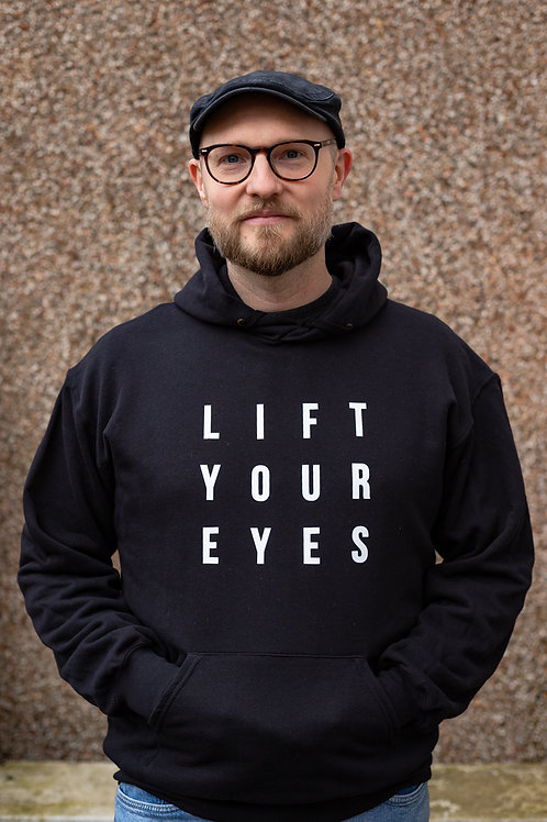 Lift Your Eyes hoodie