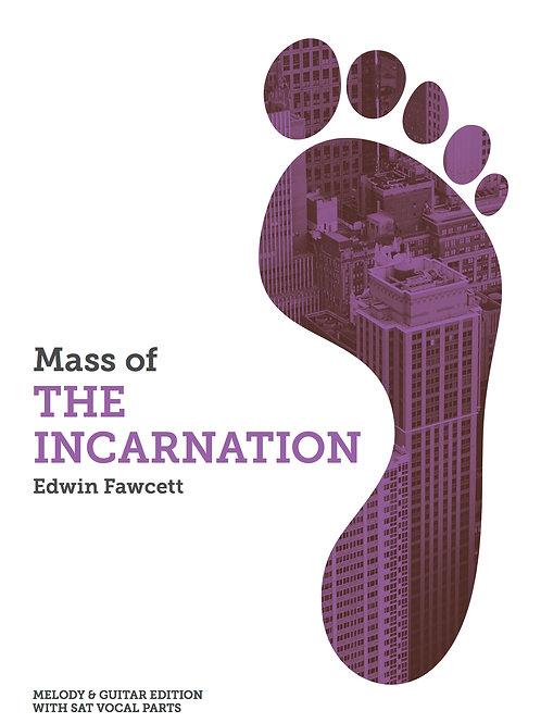 Mass of the Incarnation M+G book