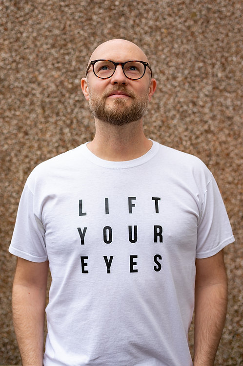 Lift Your Eyes t-shirt