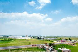 Bengal Food Park Birds eye view
