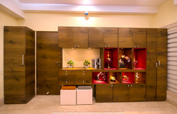 Duplex Interior Design by Green Apple De