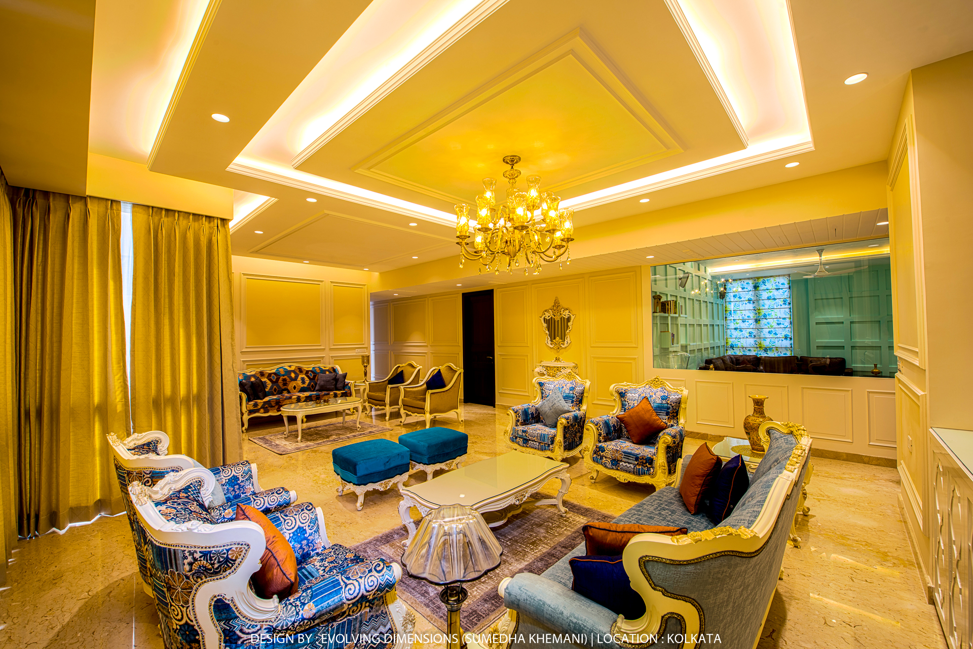 Exclusive Interior Design Photoshoot of