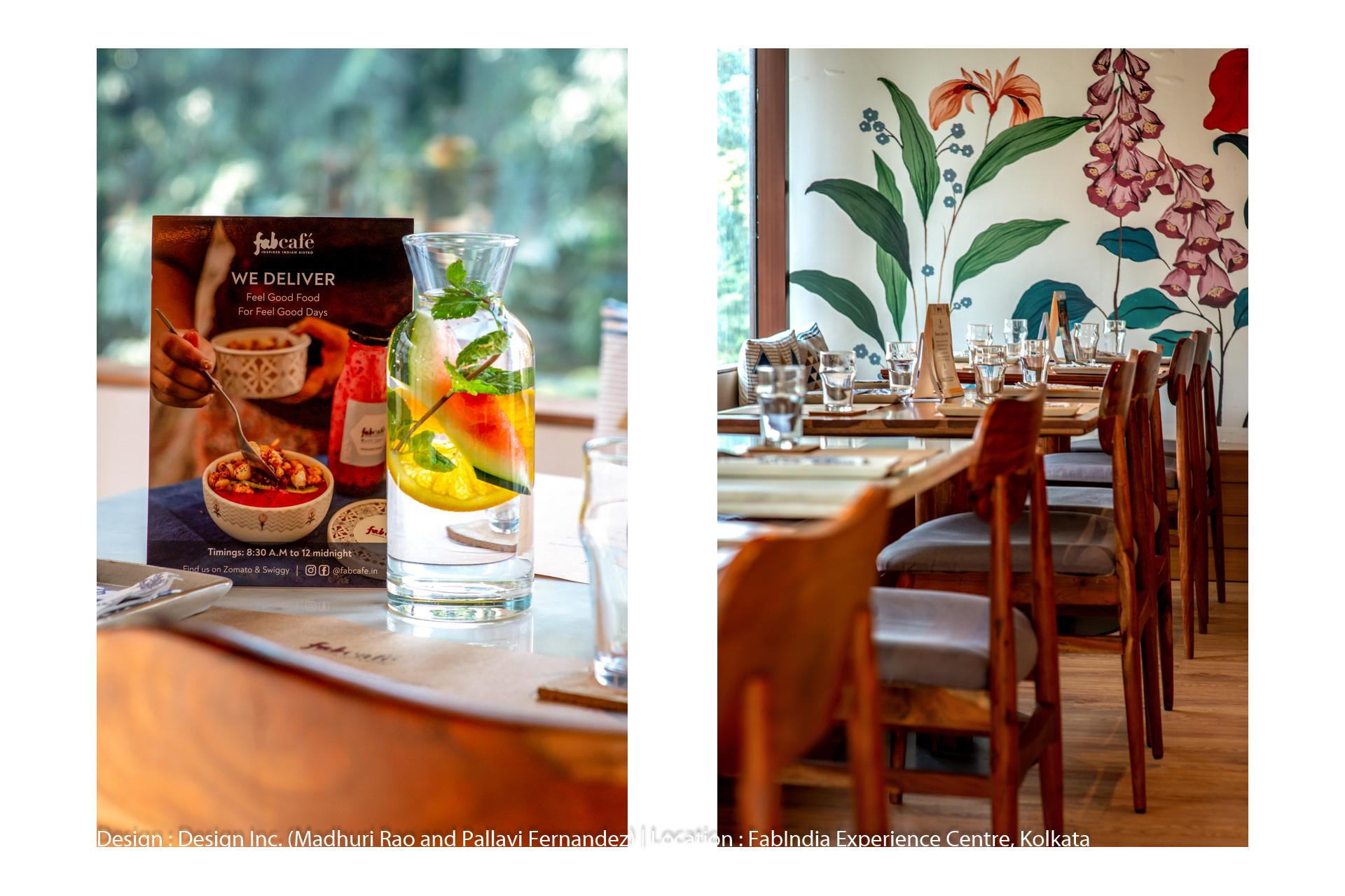 bistro indian restaurant photos Fabcafe.