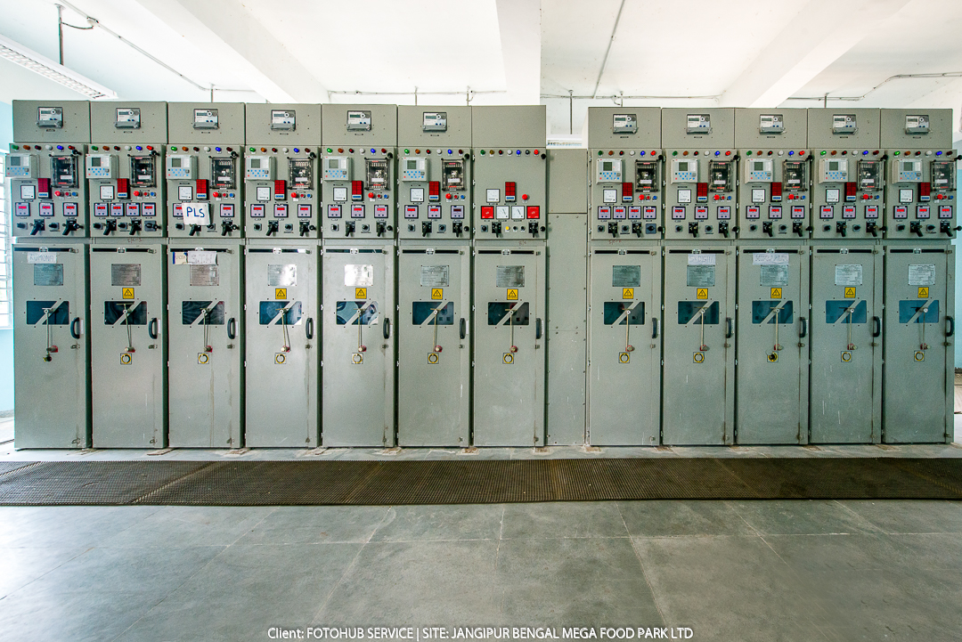 Electrical Equipment Photography