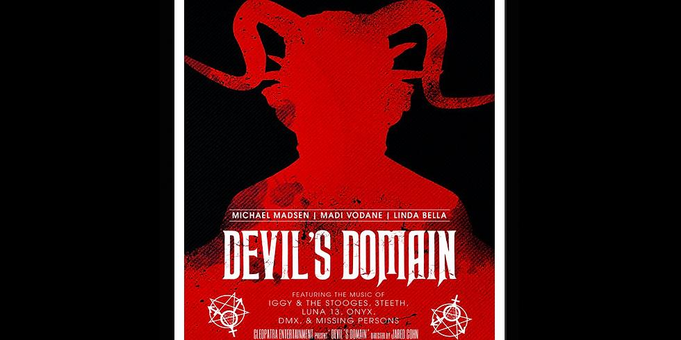 Devils Domain Movie Signing