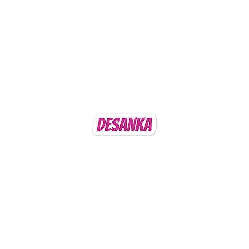 Desanka Sticker